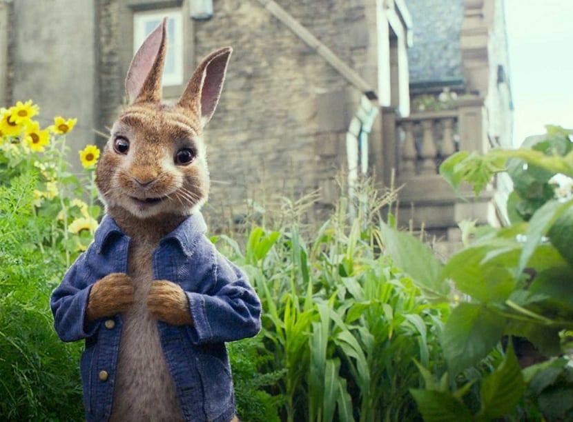 Conejos en películas