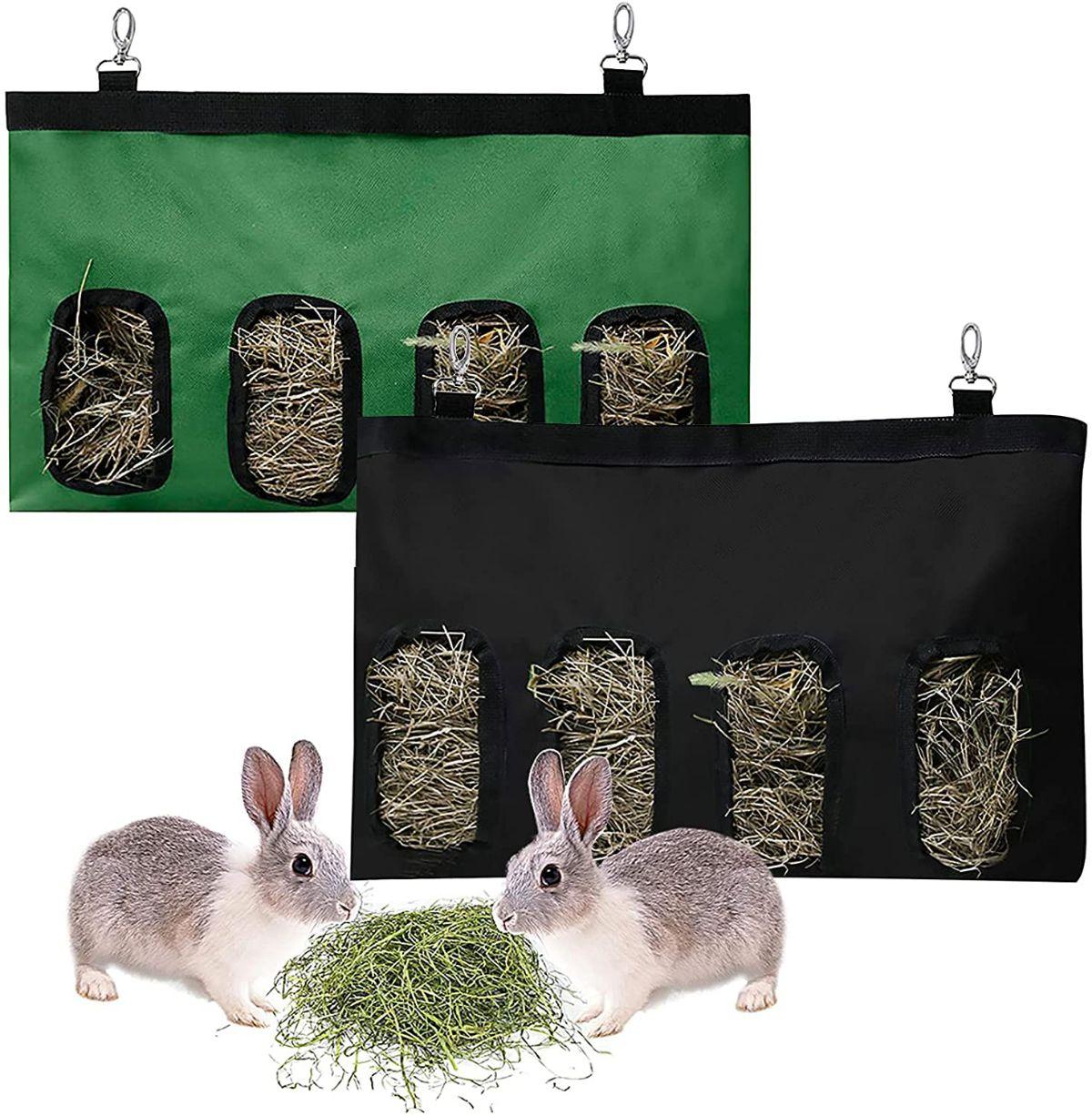 Mejores marcas de heno para conejos